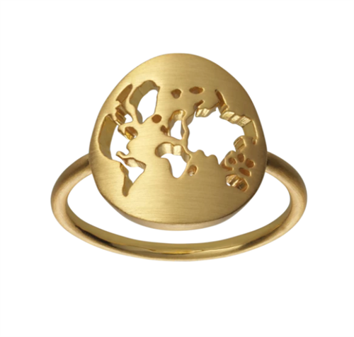By Biehl Beautiful World Ring Gold