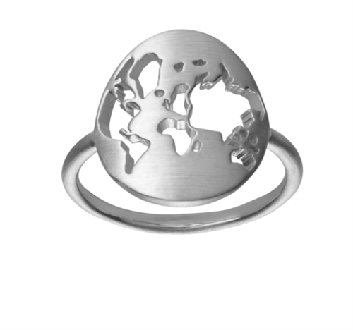By Biehl Beautiful World Ring Silver