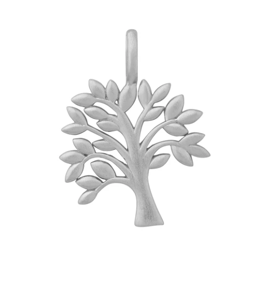 By Biehl Tree Of Life Vedhæng Silver