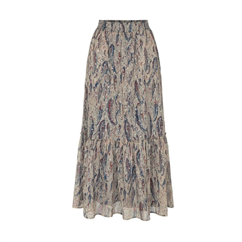 Co\'Couture Miriam Paisley Gipsy Skirt