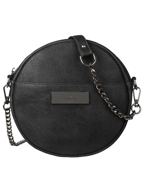 Rosemunde Round Bag Black Oxid