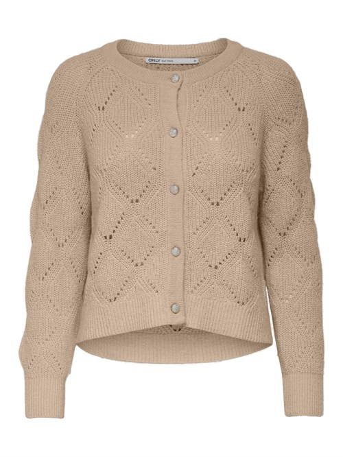 Only Tara L/S Cardigan Knit