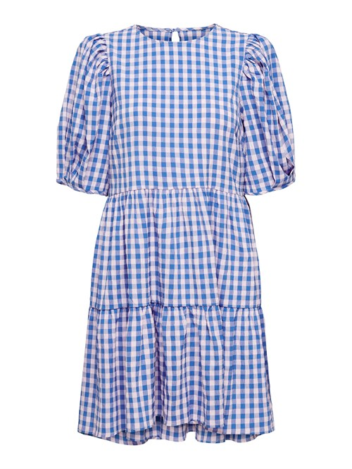 Only Andrea 2/4 Check Dress