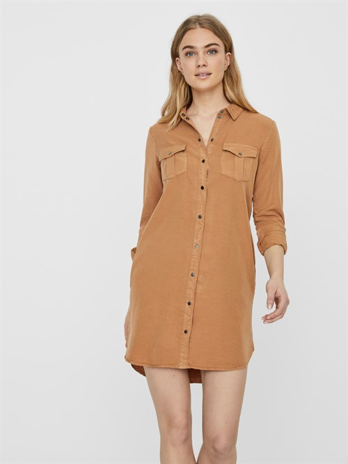Vero Moda Silla LS Short Dress