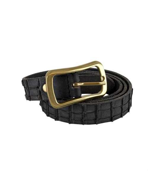 Black Colour Yoko Belt Black 85 cm