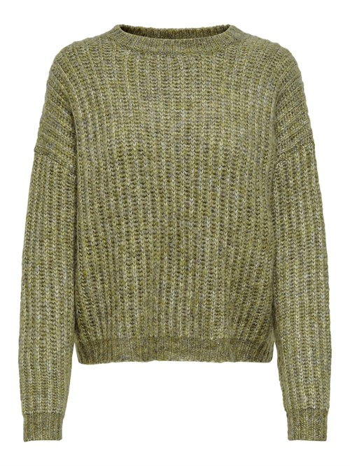 Only Chunky L/S Pullover Knit