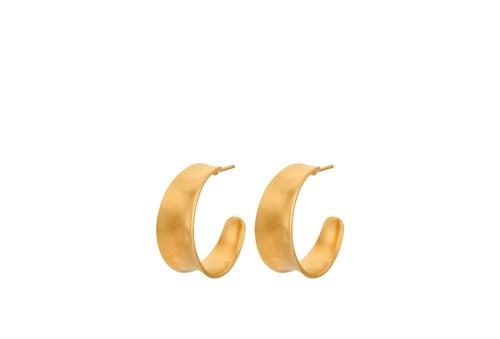 Pernille Corydon Saga Earrings Gold