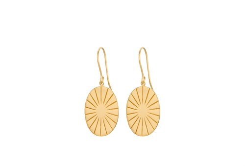 Pernille Corydon Era Earrings Gold