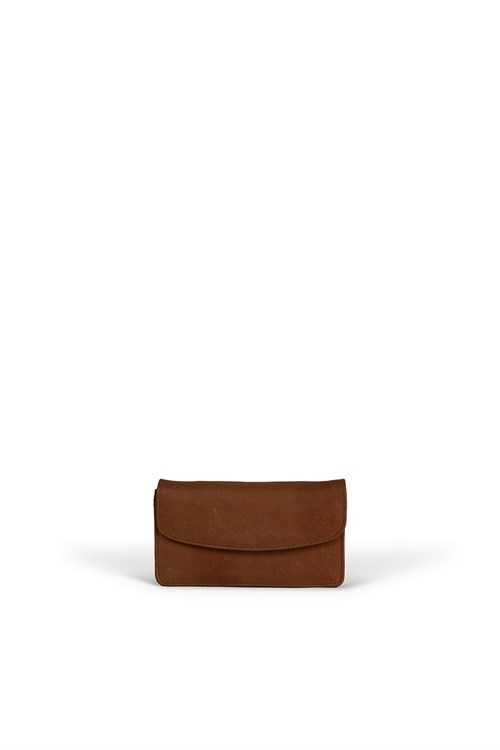 Re:Designed Marli Big Urban Wallet - Walnut